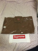 SUPREME shop jacket in Fort Irwin, California