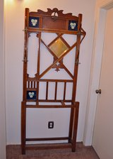 Antique Wall Cloth Hanger Stand in Alamogordo, New Mexico
