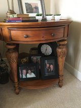 3 piece table set- end table, coffee table, foyer table in Naperville, Illinois