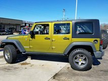 2008 Jeep Wrangler Rubicon Unlimited in Clarksville, Tennessee