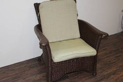 Wicker Outdoor Chair in Kingwood, Texas