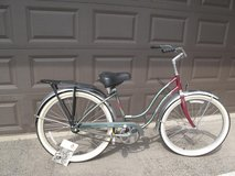 1995 Schwinn 100th Anniversary Woman's SS Cruiser Bicycle in Lockport, Illinois