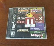 Namco Museum Vol. 3, PS1 in Fort Leonard Wood, Missouri