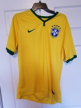 Authentic 2014 World Cup Brazil Team Jersey in Fort Knox, Kentucky