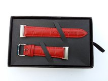 Red Gear S2 band genuine leather in Clarksville, Tennessee