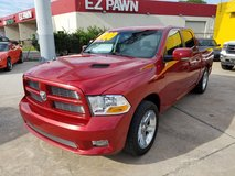 2010 DODGE RAM QUAD CAB **CUSTOM, FINANCING AVAILABLE** in Bellaire, Texas