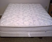 C3 Queen size sleep by number bed, boxspring and remote in Fort Leonard Wood, Missouri