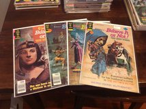 Ripleys True Ghost Stories silver age comic lot of 4 all solid books in Okinawa, Japan