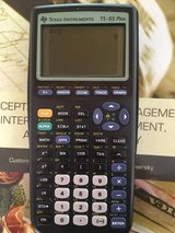 TI-83 Plus Graphing Calculator in Ramstein, Germany