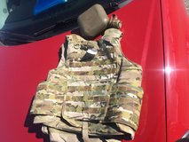 Camo Generation 2 vest with receipt in Eglin AFB, Florida
