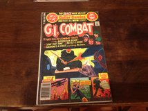 GI Combat Bronze Age comic # 208 solid awesome issue in Okinawa, Japan