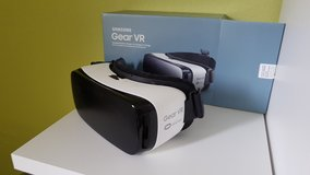 Samsung Galaxy VR headset in Ramstein, Germany