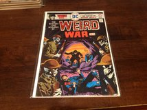 Weird War Tales Bronze Age comic # 45 awesome book in Okinawa, Japan