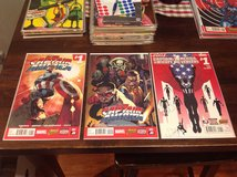 All New Captain America Current Comic Lot lot of 3 Hot Comics Movie in Okinawa, Japan