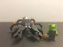 Lego 8056 Moster Crab Clash in Okinawa, Japan