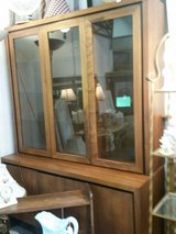 Solid wood China lighted china hutch in Springfield, Missouri
