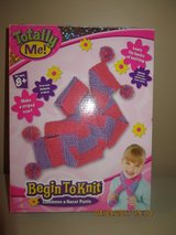 """Totally Me! Begin to Knit"" Craft Kit in Naperville, Illinois"