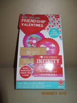 """Make Your Own Friendship Valentines"" Craft Kit - Complete in Naperville, Illinois"