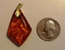 Amber Pendant with 333 Gold in Wiesbaden, GE