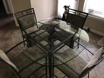 Kitchen table (will post matching bar stools too) in Kingwood, Texas