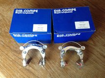 Road Bicycle Bike Parts Center Pull Brakes in Ramstein, Germany