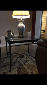 Coffee table and matching end tables in Kingwood, Texas