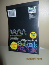 Gel-Ink Stationery Pad by Riverside Paper Company in Naperville, Illinois