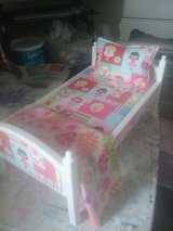 Fairy theme single doll bed fits American Girl dolls in Morris, Illinois