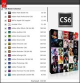 Adobe CS6 master collection in Savannah, Georgia