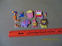 Circus Foam Stickers for Crafts or Scrapbooking #11 in Naperville, Illinois