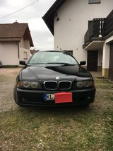 Passed Inspection! 2001 BMW 520i stationwagon (Euro spec) in Ramstein, Germany