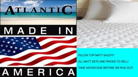 *Pillow Top Mattress Sets CHEAP* in Camp Lejeune, North Carolina