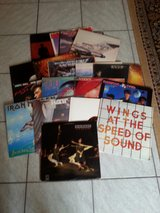 18 ALBUMS (33) FROM THE 1980'S- 90'S ALL IN GOOD CONDITION in Ramstein, Germany