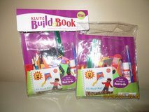 Used Klutz Build a Book Kits #2 in Naperville, Illinois