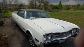 1966 Olds 98 Convertible 43K miles in Fort Leonard Wood, Missouri