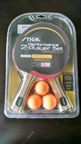 Ping Pong Paddle Set NIP in Fort Campbell, Kentucky