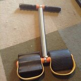 Portable Rower Exerciser & exercise band in Ramstein, Germany