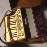 Collectable Carsini Accordian (as is) in Ramstein, Germany