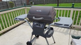 Outdoor Gas Grill in Lockport, Illinois