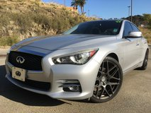 2014 Infinit Q50 Premium in Fort Irwin, California