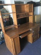 Nice Real Wood Desk in 29 Palms, California