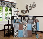 GEENNY Boutique 13 Piece Crib Bedding in Perry, Georgia
