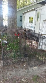 Pet cages in Leesville, Louisiana
