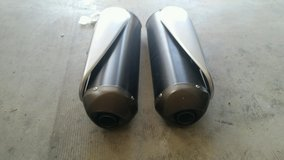Kawasaki ZX10 2006 OEM factory pipes in Fort Knox, Kentucky