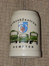 German Military Kempten Stein in Stuttgart, GE