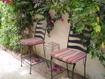 patio chairs (4) in Oceanside, California