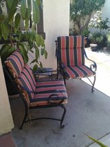 Patio chairs (2) in Oceanside, California