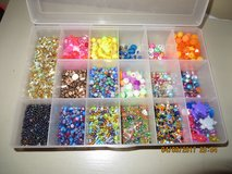 Beads, Beads, and more Beads in Storage Container in Naperville, Illinois