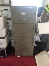 FIRE KING FILE CABINET in Camp Lejeune, North Carolina