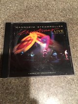 Mannheim steamrollers christmas cd in Naperville, Illinois